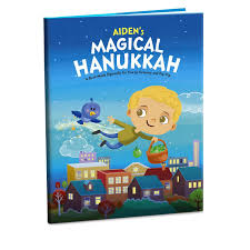 hanukkah personalized book personalized books hallmark