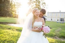 photo de mariage mariage chic et fleuri au château smith haut lafitte