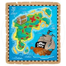 treasure map clipart pirate treasure map image search vbs ideas