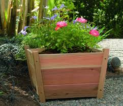 How To Build A Planter by How To Make A Planter Box Ebay
