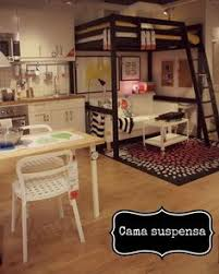 Simple Solutions And Ideas For Small Living Spaces From IKEA - Living spaces bunk beds