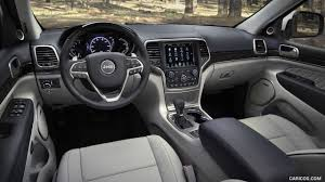 jeep grand cherokee interior 2018 2017 grand cherokee summit interior hd wallpaper 37