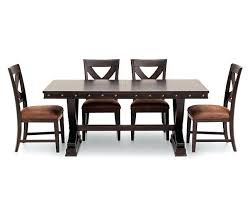 Mission Dining Room Chairs by Furniture Row Dining Table U2013 Rhawker Design
