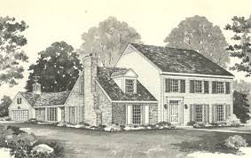 old house designs for new construction farmhouse design vintage house plans 1970s early colonial part 2 antique alter vintage house plans farmhouses house plan