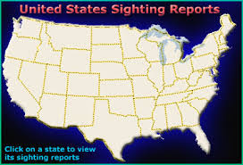 map us geographical bfro geographical database of bigfoot sightings reports