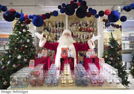 Christmas Decorations To Buy In London by Selfridges Have Opened Its Christmas Shop In London This July