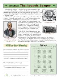 100 biography worksheets 6th grade lessons middle language