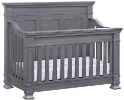 Grey Convertible Cribs Million Dollar Baby Tillen 4 In 1 Convertible Crib Washed Grey