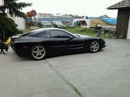black on black corvette chevrolet corvette questions how many vettes were made black