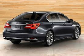 Acura Rlx Hybrid Release Date Used 2014 Acura Rlx For Sale Pricing U0026 Features Edmunds