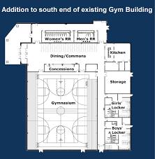 gym layout simplified for web nebraska christian schools