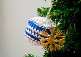 free pattern studio knit christmas balls the blog us uk