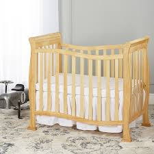 Dream On Me Ashton 4 In 1 Convertible Crib White by Mini Crib Defaultname Bloom Alma Mini Urban Mini Folding Crib