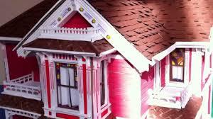 Halliwell Manor Floor Plan by Halliwell Manor Model Youtube