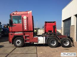 renault magnum ae 470 6x2 manual 10 tires pto
