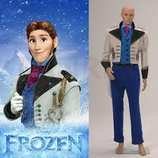 Halloween Costumes Prince Disney Frozen Movie Prince Hans Halloween Costume