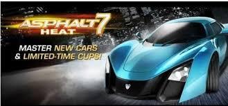 asphalt 7 mod apk asphalt 7 heat mod apk for android hit the speed of heat
