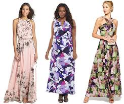 dresses to attend a wedding wedding wednesday floral dresses to wear to summer