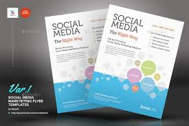 20 social media marketing flyer templates free u0026 premium download