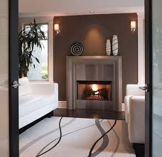 home design contemporary fireplace tile ideas tv above fireplace
