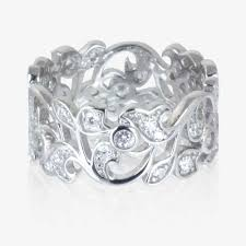 silver zirconia rings images Carolina sterling silver diamonflash lt sup gt lt sup gt cubic zirconia ring jpg