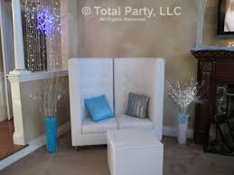 chair rental nj nj party planner decorations rentals total party llc