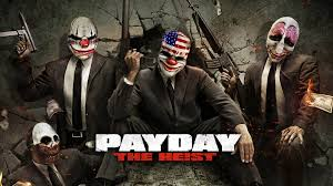 Payday Halloween Costume Payday Heist Overkill Software