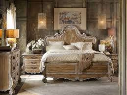 hooker furniture bedroom chatelet king wood panel bed 5300 90266