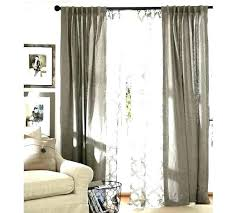 Smocked Burlap Curtains Burlap Curtain Burlap Curtain Panels Burlap Curtains Burlap