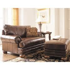 antique bonded leather chair 1 2 0p0 992c ashley 9920023 afw