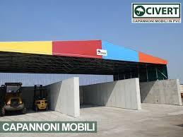capannoni mobili coperture mobili capannoni e tunnel mobili in pvc