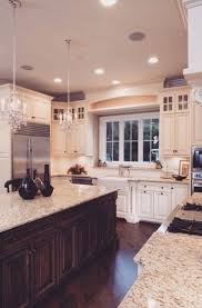 kitchen design wonderful cool white cabinets dark island dark