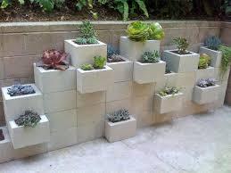 Cinder Block Garden Wall Vertical Garden DonT Cramp Your Garden - Wall garden design