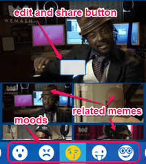 Photo Edit Meme - iphone app to create and share video memes