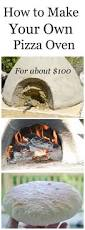 How To Build A Pizza Oven In Your Backyard 17 Best Images About Brick Grill Smokers On Pinterest Build A