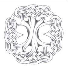 scandinavian tattoos and meanings norse tree of