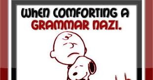 Grammer Nazi Meme - leaky squid oh there their they re grammarnazi