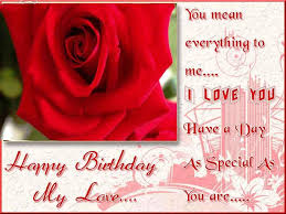 birthday wishes for boyfriend romantic u0026 lovely message