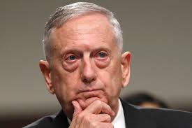 mad dog u0027 mattis opposes a war in syria disagrees with other trump