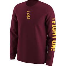 usc sleeve t shirt usc trojans sleeved shirts