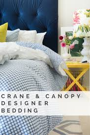 u0026 canopy designer bedding