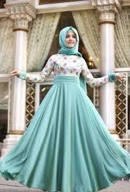 Pakaian Gamis Terbaru 2016 10 baju model sekarang untuk wanita muslimah contohbusanamuslim