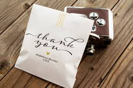 favor bags wedding favor bags personalized favor wedding cookie bag
