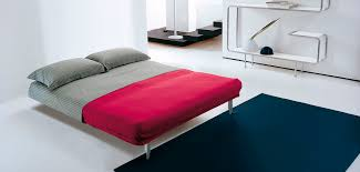 canap bonaldo canapé lit contemporain en tissu 2 places azzuro bonaldo