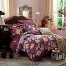Damask Print Comforter Floral Pattern Design Duvet Cover Sets Ebeddingsets