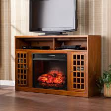 classic flame endzone 73 in media console electric fireplace in