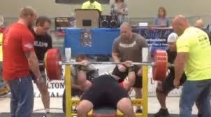 Bench Press World Record Bench Press Tips Recored Setting Bencher Shares Secrets To