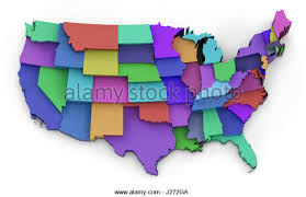 map of the united states showing alaska and hawaii united states map alaska and hawaii stock photos united states