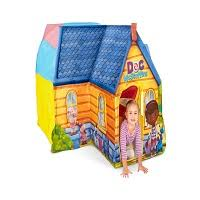 doc mcstuffins playhouse amazon com playhut doc mcstuffins deluxe cottage toys games