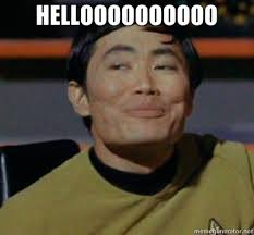 Gayest Meme Ever - the gayest sulu ever costume ideas pinterest gay